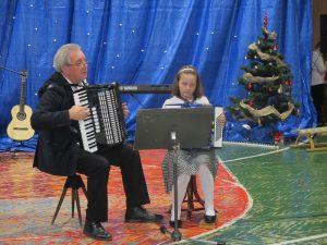 Vianočný koncert pre ZŠ